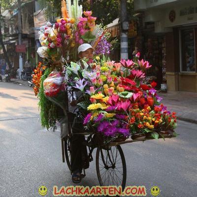 verjaardag man bloemen
